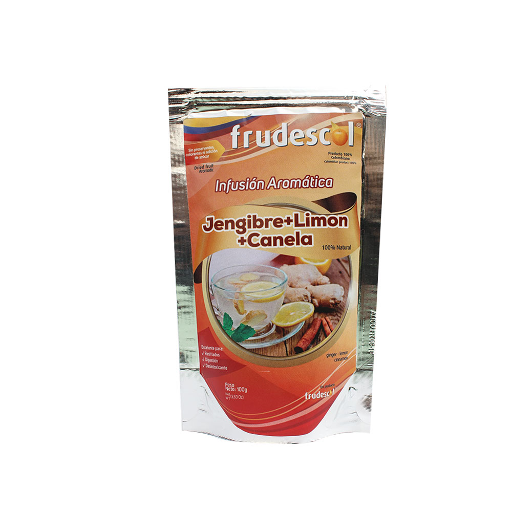 Infusion Frudescol Jengi.+Limon+Canel.X 100Gr