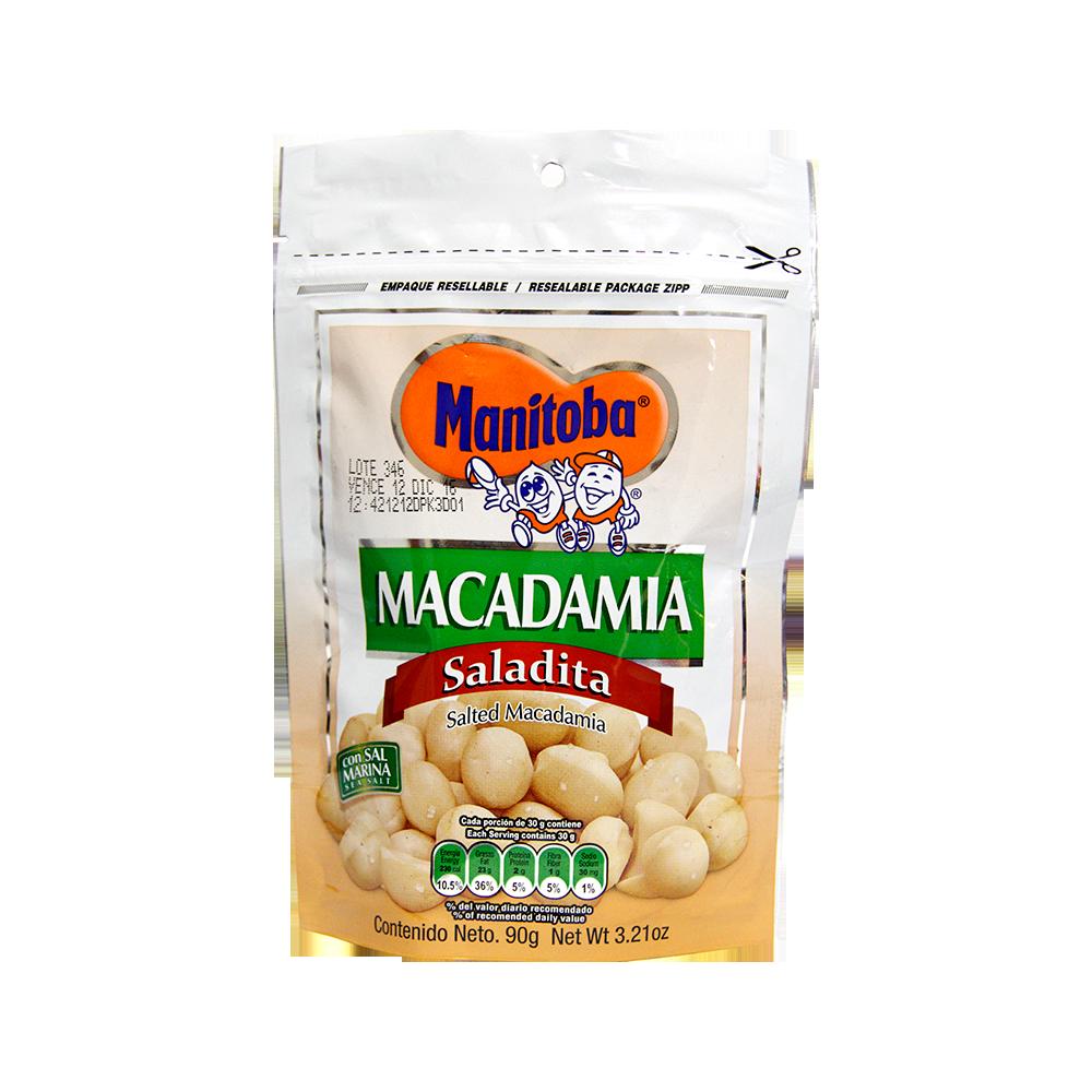 Macadamia Saladita X 90 Grm