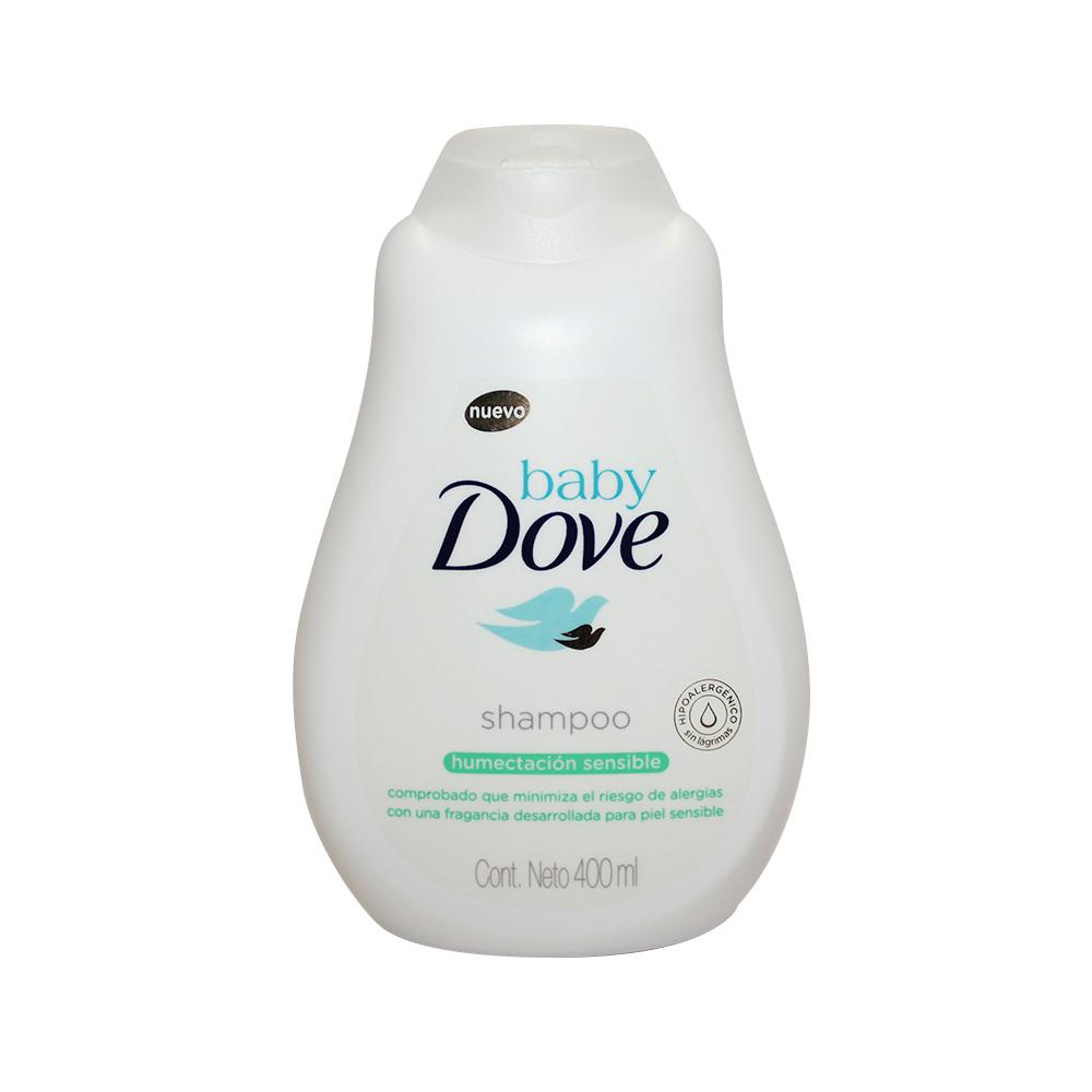 Shampoo Dove Baby Humectante Sensible X 400Ml