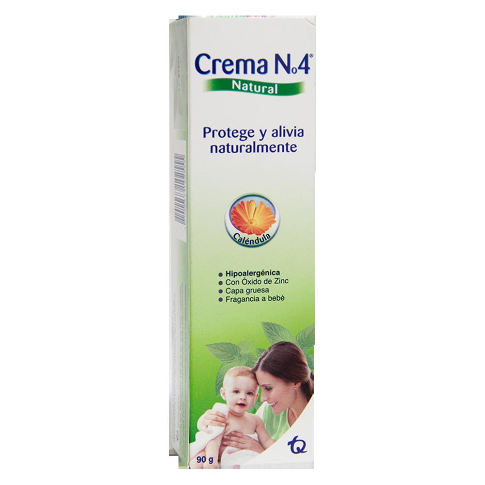 Crema Antipanal.No.4 Natural Calend.X90G