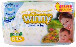 Of Winny Panal Ultr Sec Et 2 X 30 Unid+Toallas