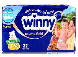 Of Winny Gold Et 2 X32Uds + 20Toallitas