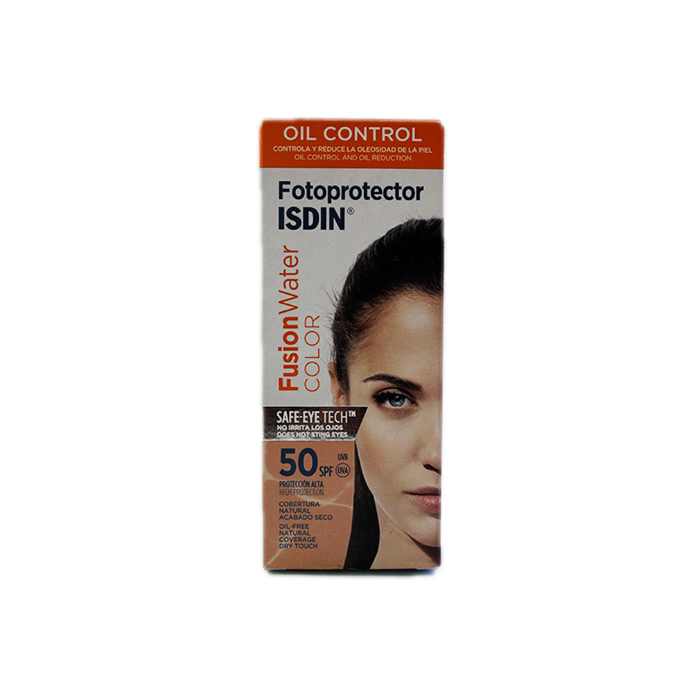 Fotoprotector Isdin Water Color Spf50 X 50Ml