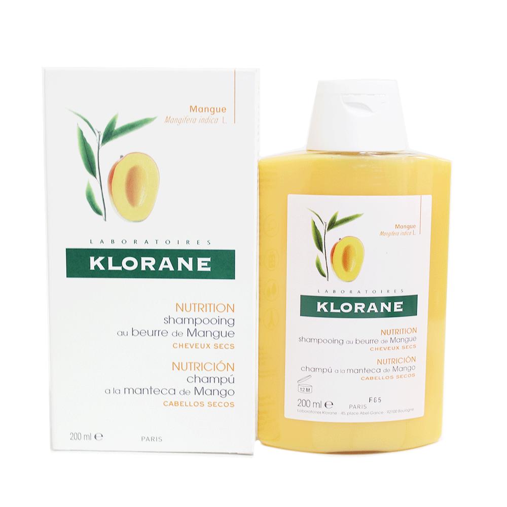 Shampoo Mango Klorane X 200Ml