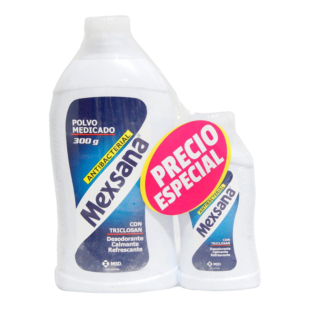 Of.Mexsana Polvo Antibacterial X 300 Grm