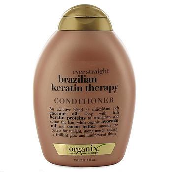 Acondicionador OGX brazilian keratin