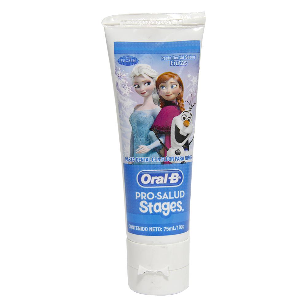 Crema Dental Oral-B Frozen X100G