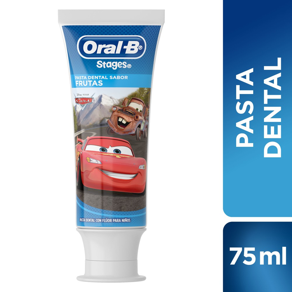 Crema dental pro-salud toy story