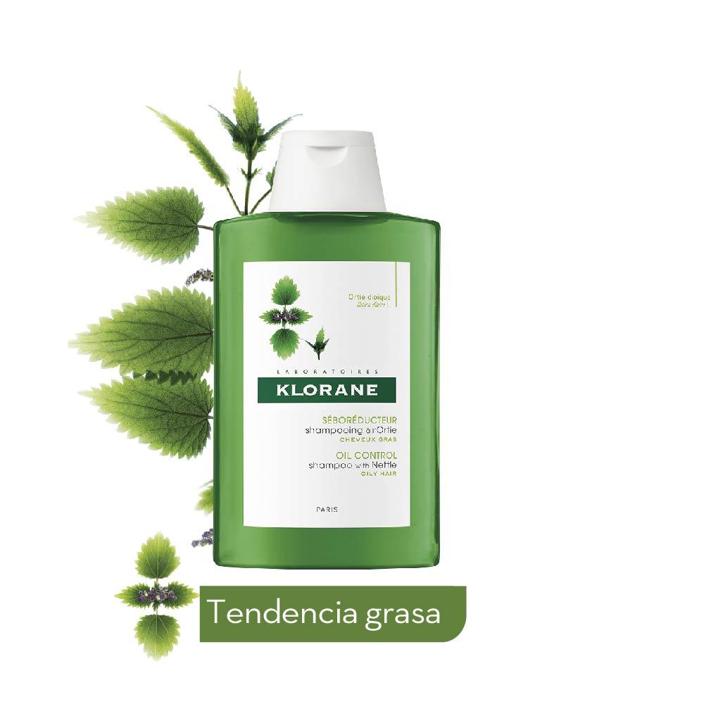 Shampoo Ortiga Klorane X 200Ml