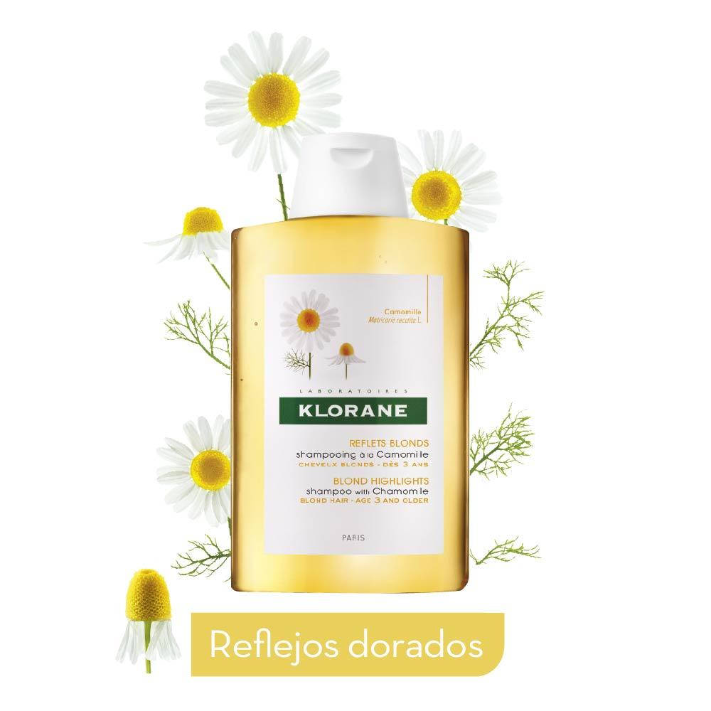 Shampoo Manzanilla Klorane X 400Ml