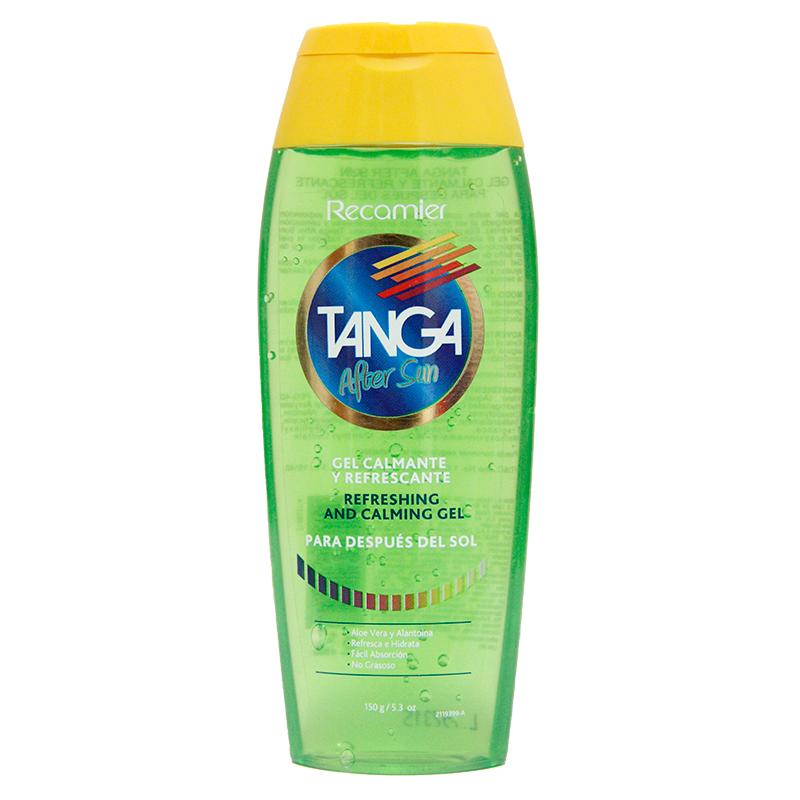 Gel Tanga Refreshing After Sun Verde X 150Gr