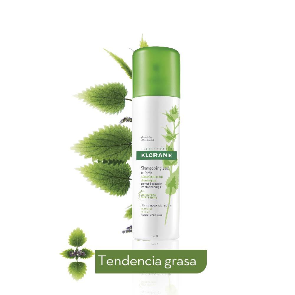 Shampoo Klorane Seco Ortiga X 150Ml
