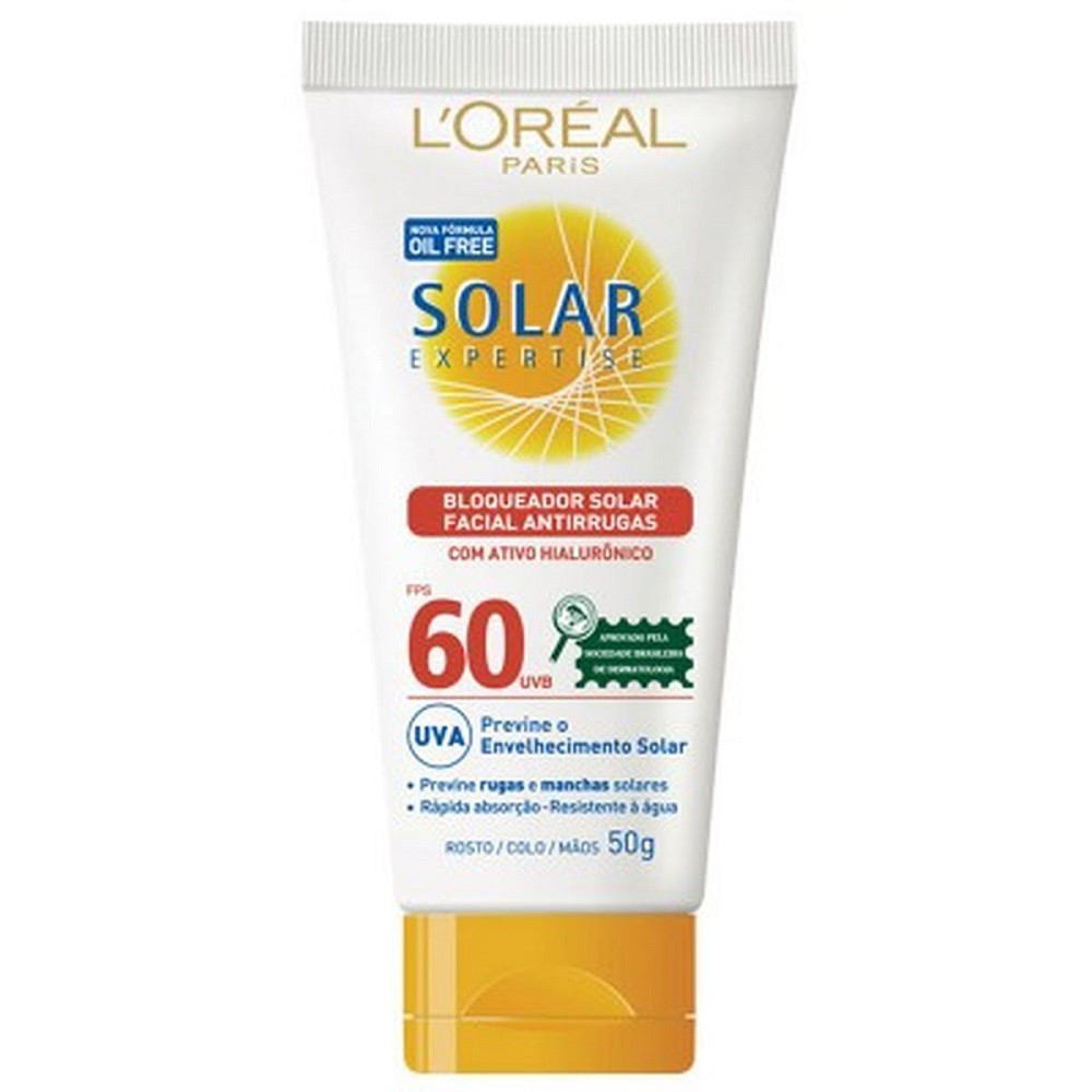 Protector solar expertise oil free