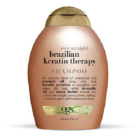 Organix Shampoo Brazilian Keratin X 385Ml