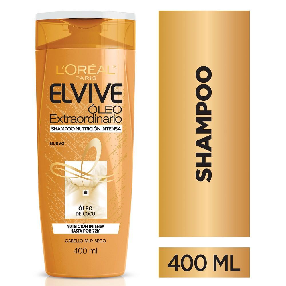 Shampoo oleo extraordinario coco