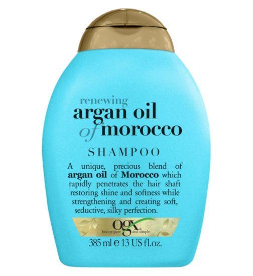 Organix Shampoo Renewing Argan Oil X 385Ml