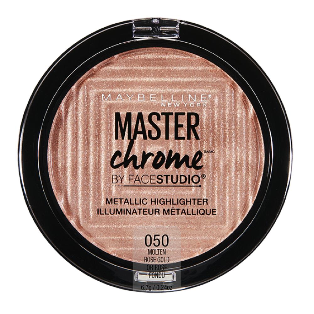 Iluminador master chrome rose gold