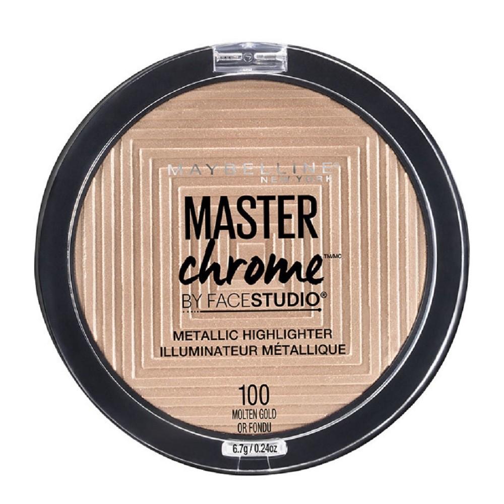 Iluminador master chrome gold
