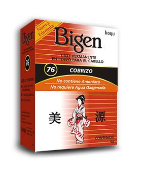 Tinte Bigen 76 Coloracion Cobrizo