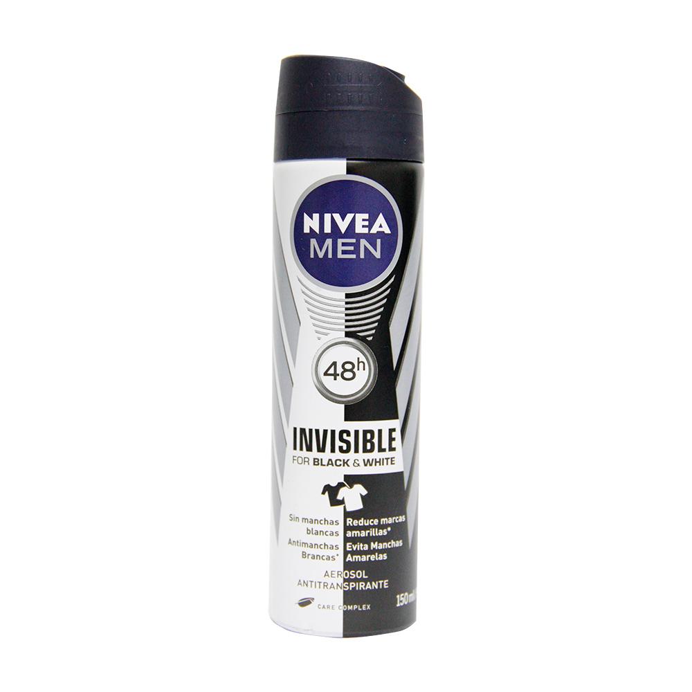 Desodorante Nivea Spray Invisible X 150Ml