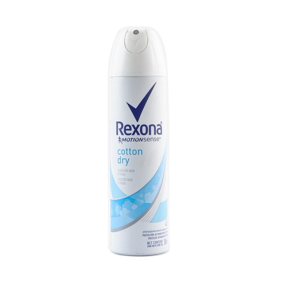 Desodorante Rexona Woman Cotton Spray X 150Ml