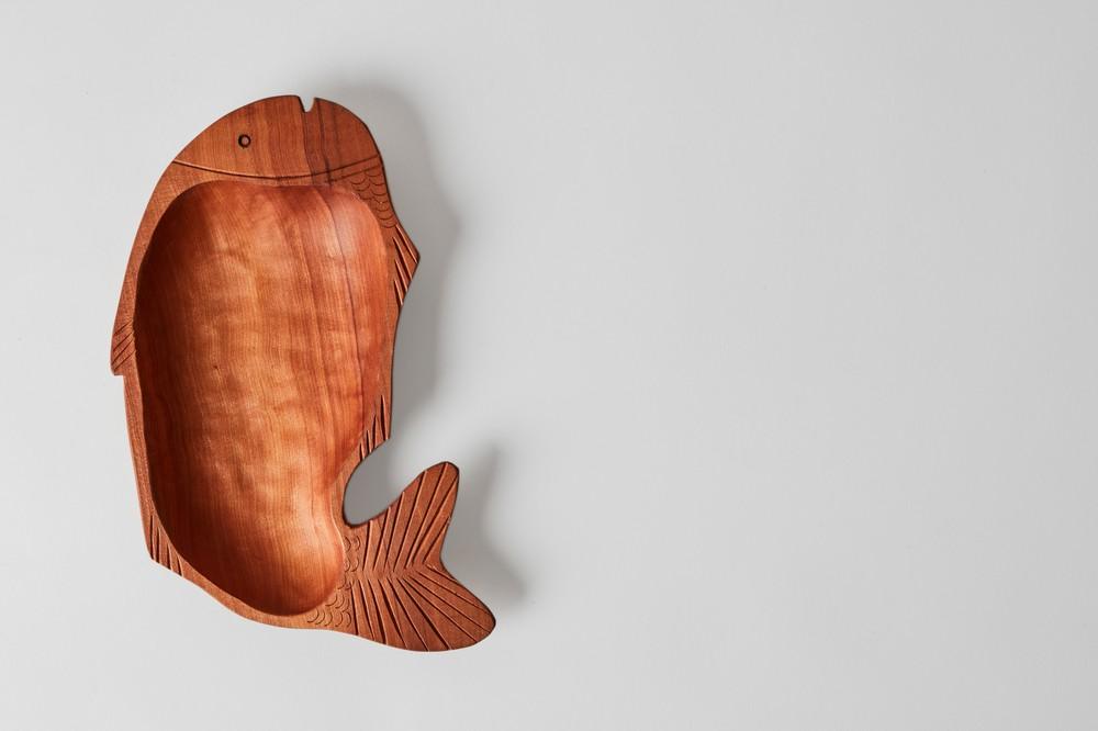 Fuente pescado raulí