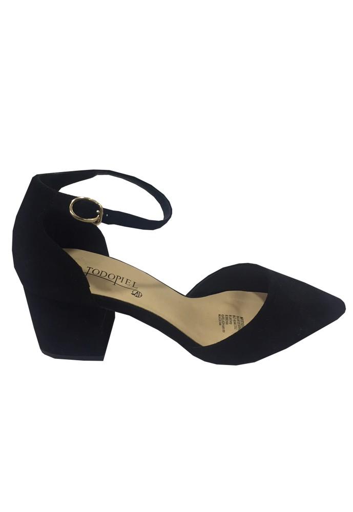 Zapato gamuza ecológica Talla 39