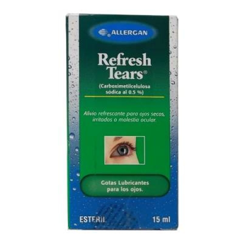 Gotas para ojos refresh tears