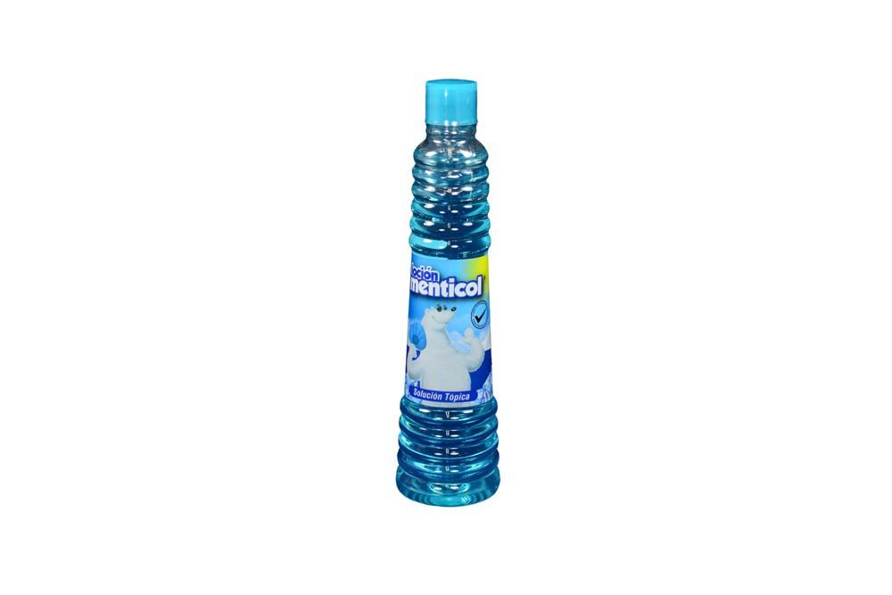 Menticol frasco con 130 ml loción – repelente