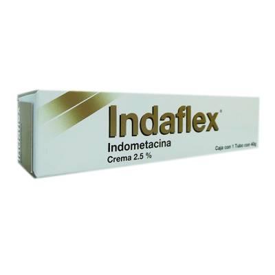 Indaflex crema 2.5%