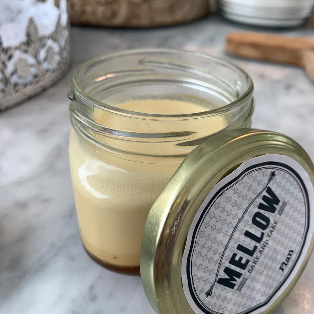 Flan de leche condensada (200cc)