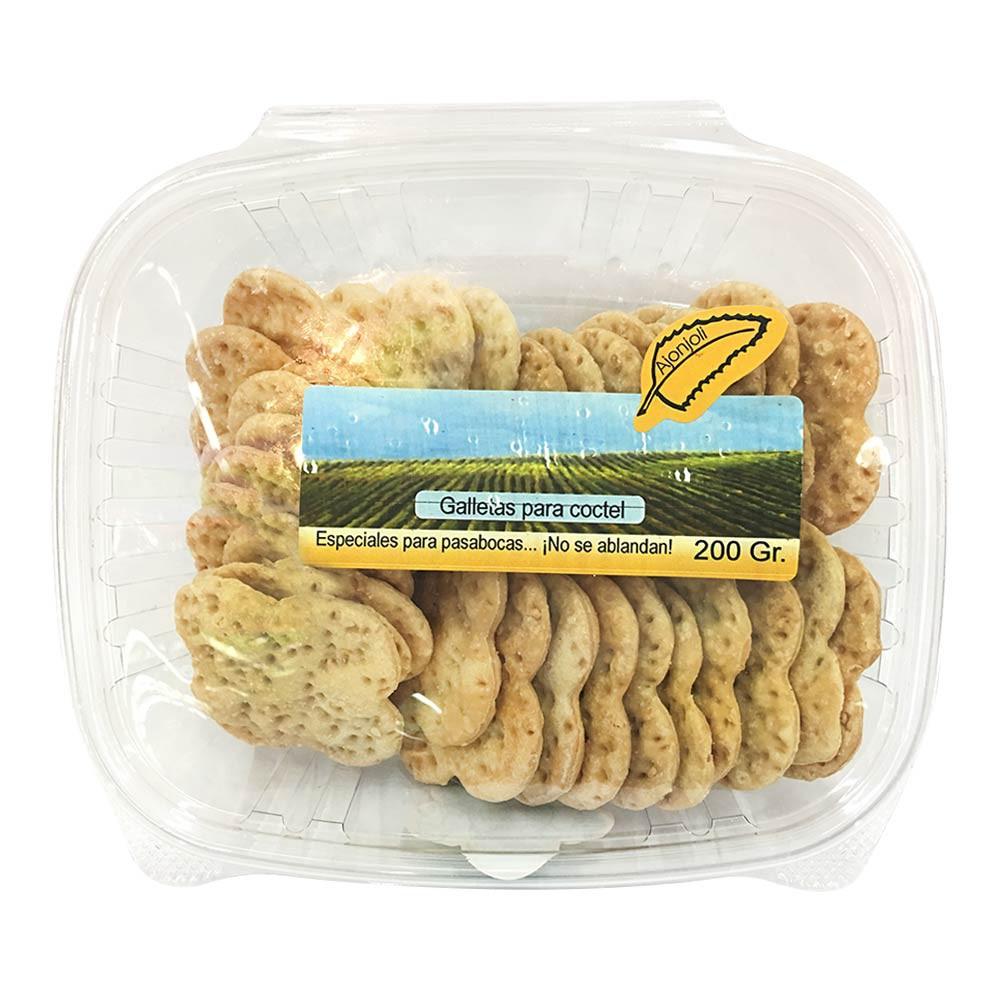 Galletas para pate Bon pate x 200 g