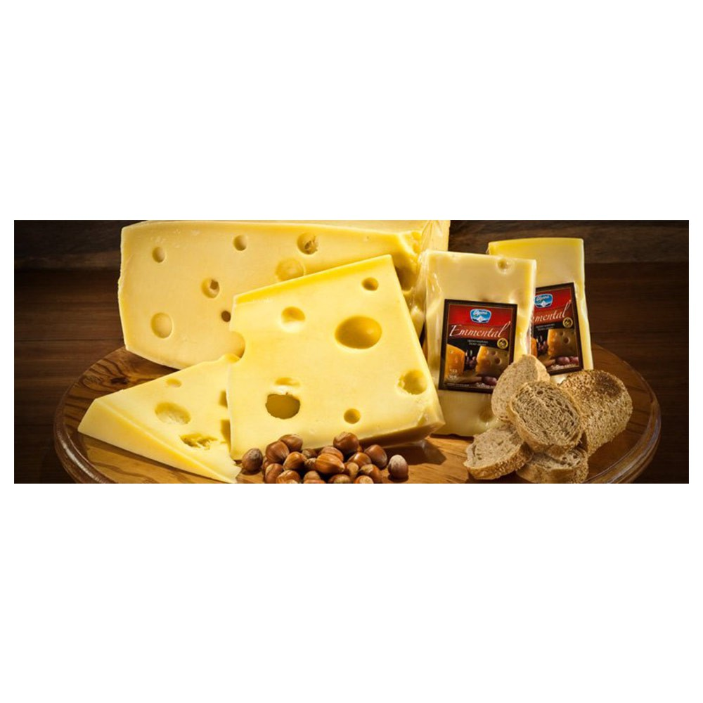 Queso Emmental Alpina x 200g