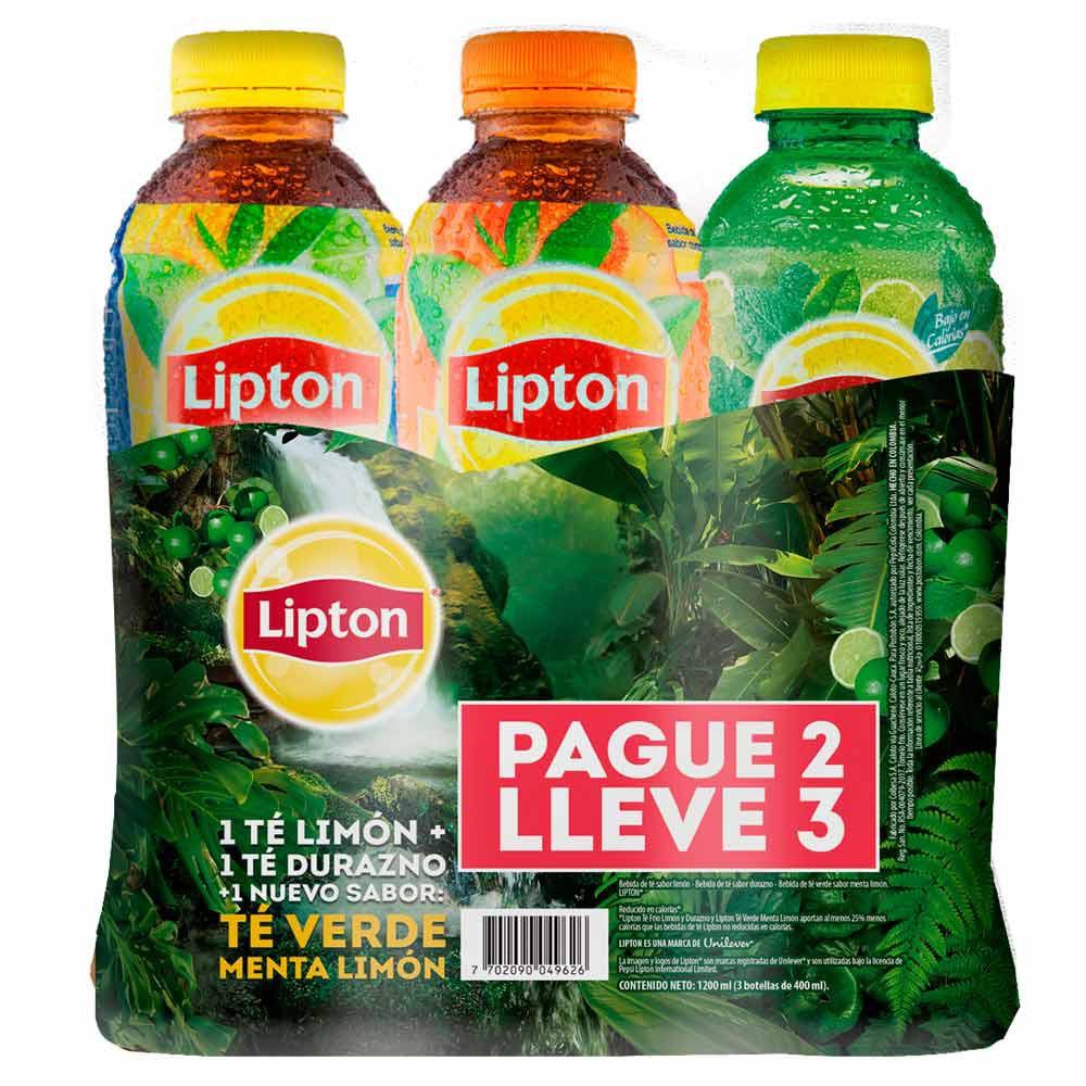 Bebida Lipton té surtido