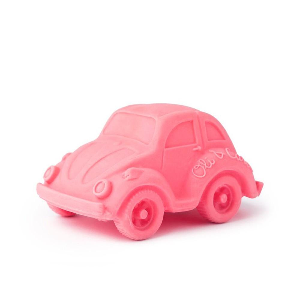 Juego de baño carros pequeños pink