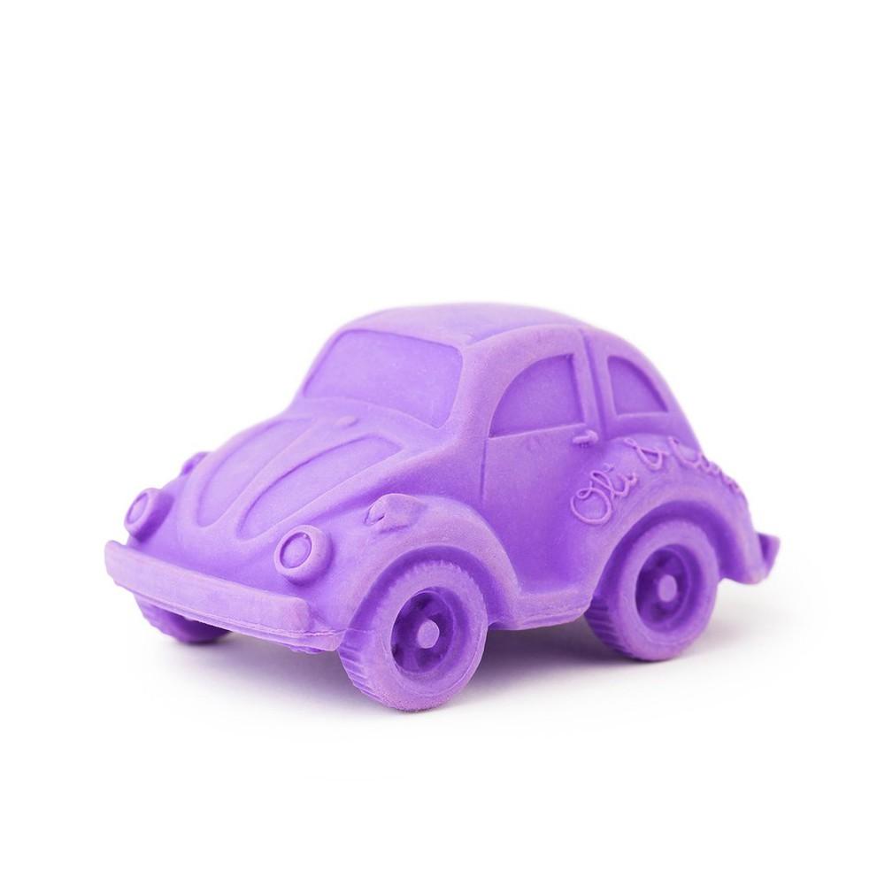 Juego de baño carros pequeños purple
