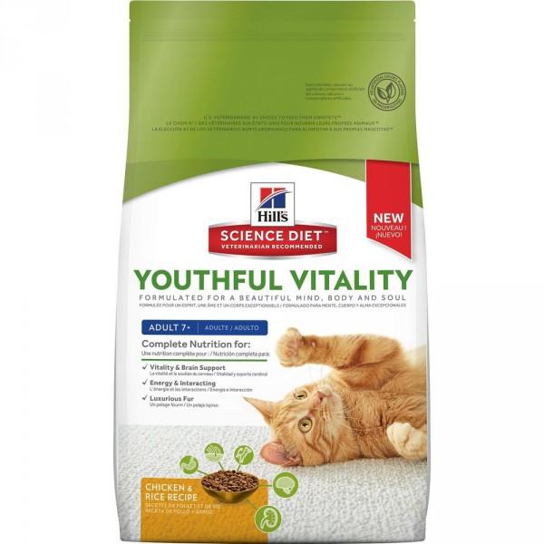 Feline youthful vitality