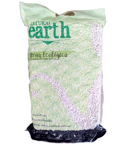 Arena natural earth ecológica Bolsa 2,8 Kg