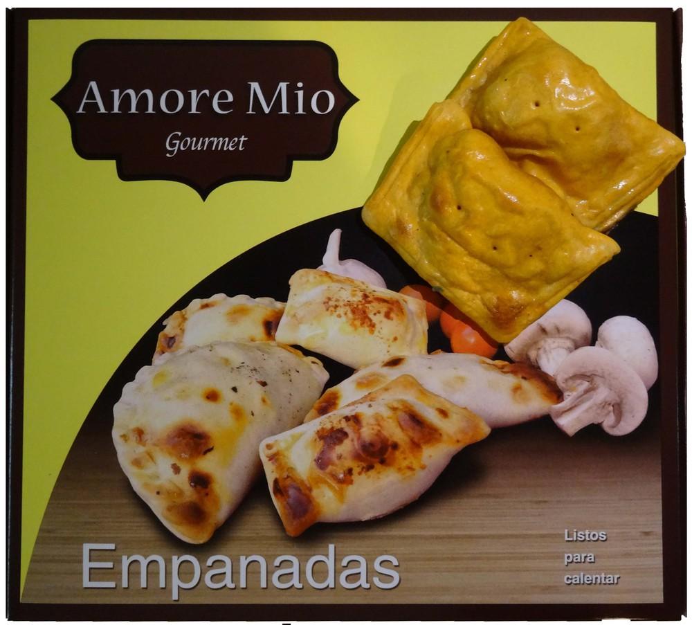 Empanaditas napolitana Envase 20 unidades