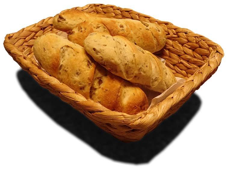 Pan con ajo bolsa 4 unidades