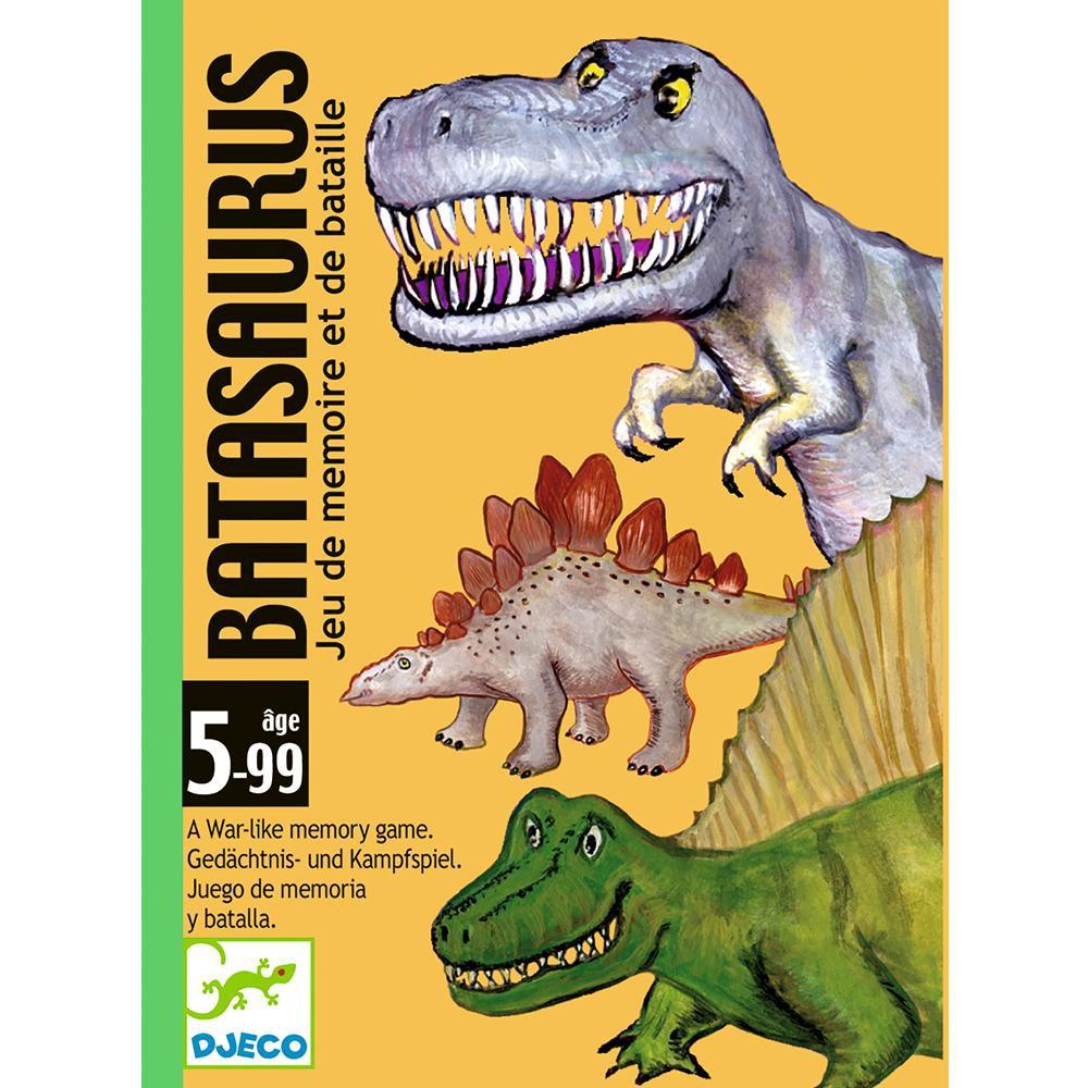 Cartas de juego batasaurus