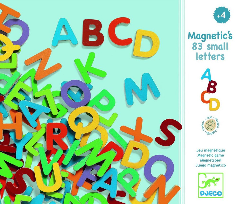 Magneto letters