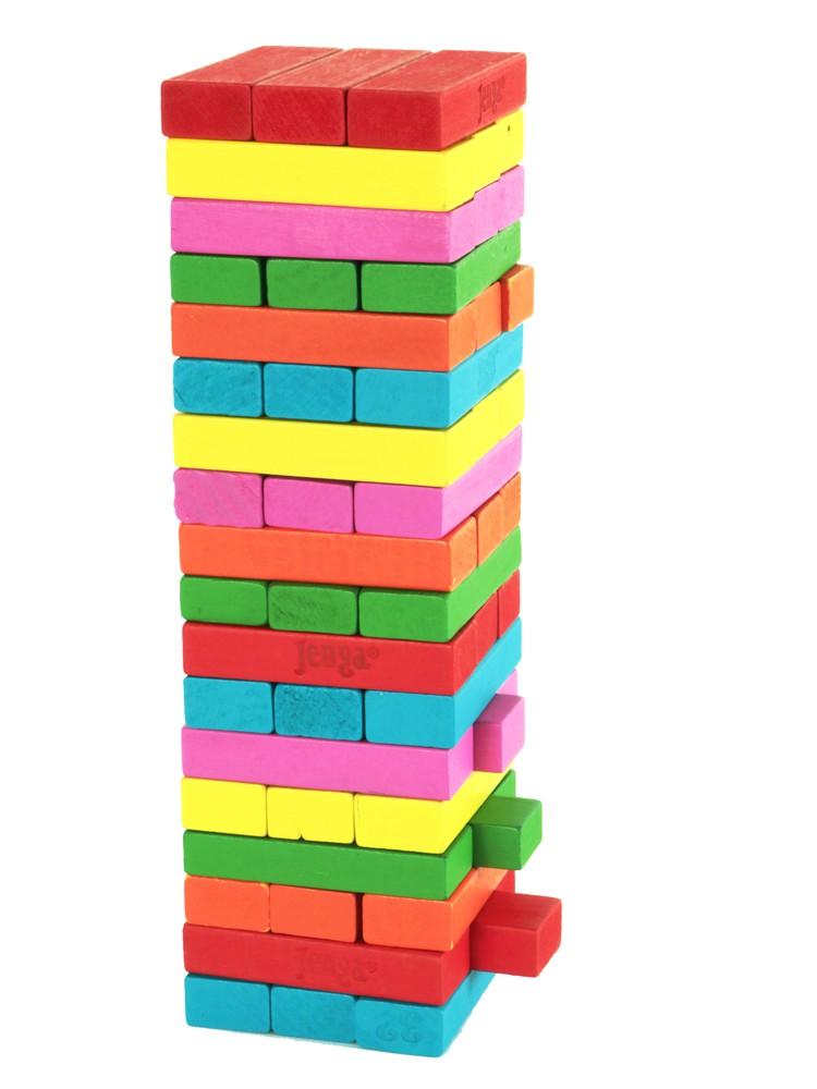 Torre de colores 1 un