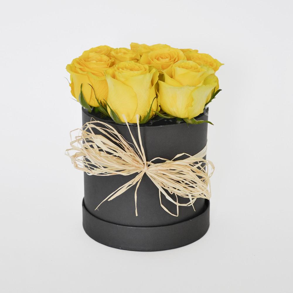 Rosas naturales 10 varas