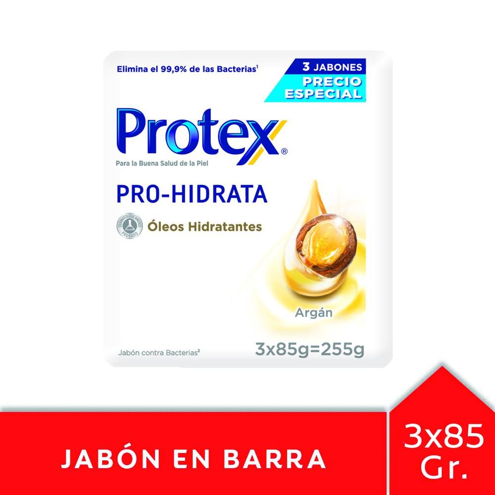 Jabón Pro Hidrata argán