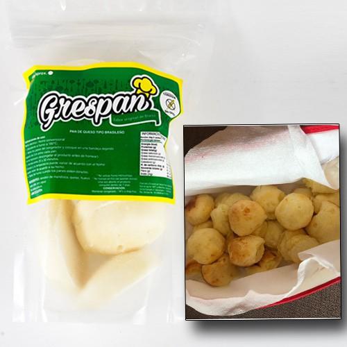 Pan de queso brasileño coctel 400g Bolsa 400g