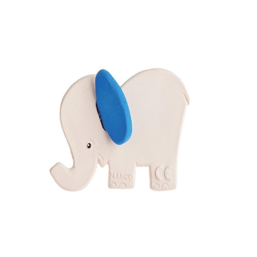 Mordedor elefante orejas azules