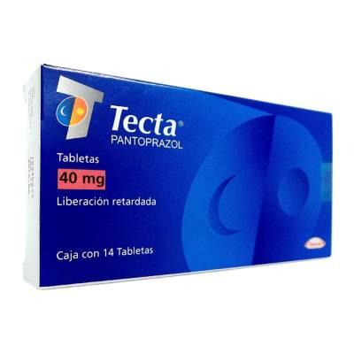 Pantoprazol de 40 mg
