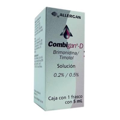 Combigan-D 0.2% / 0.5%