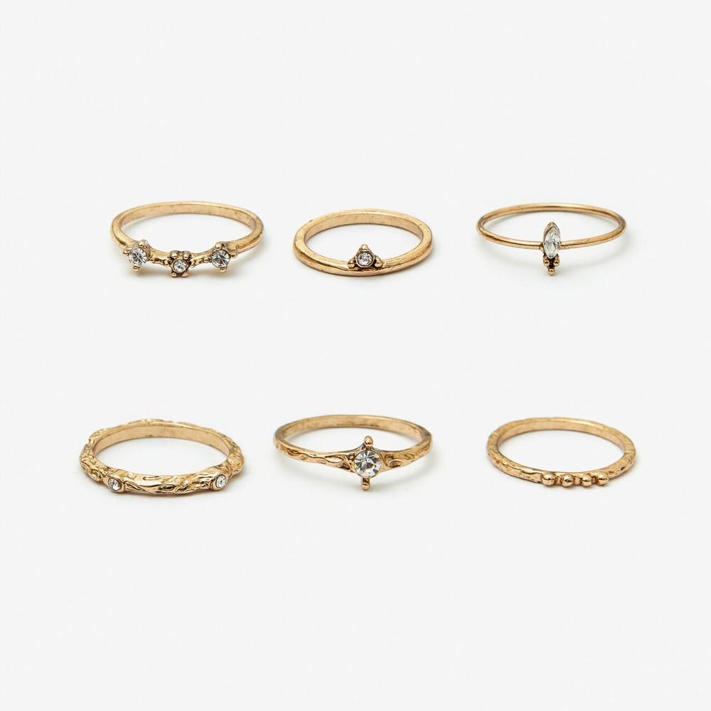 Pack de anillos paula